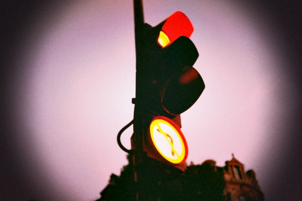 35mm World vol.02: Traffic Light